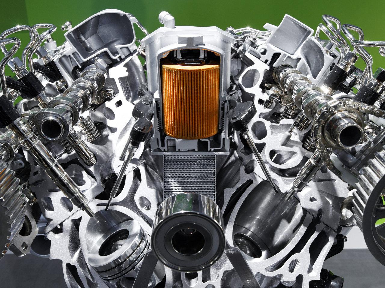 Ремонт двигателя в картинках