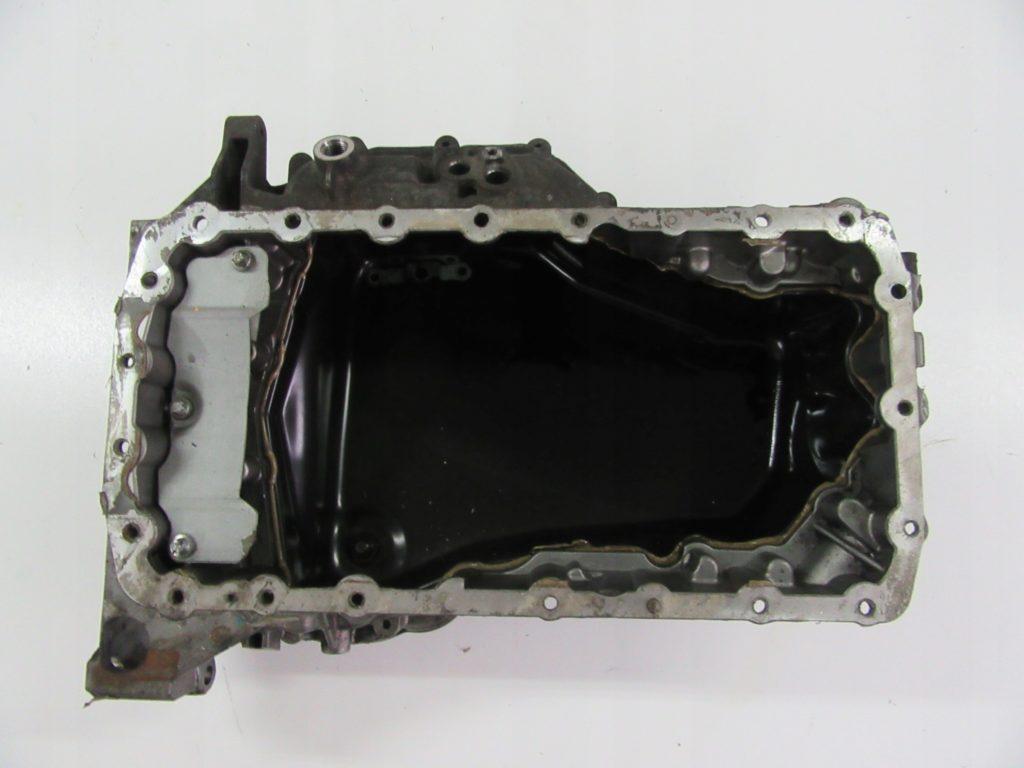 замена масляного поддона Land Rover
