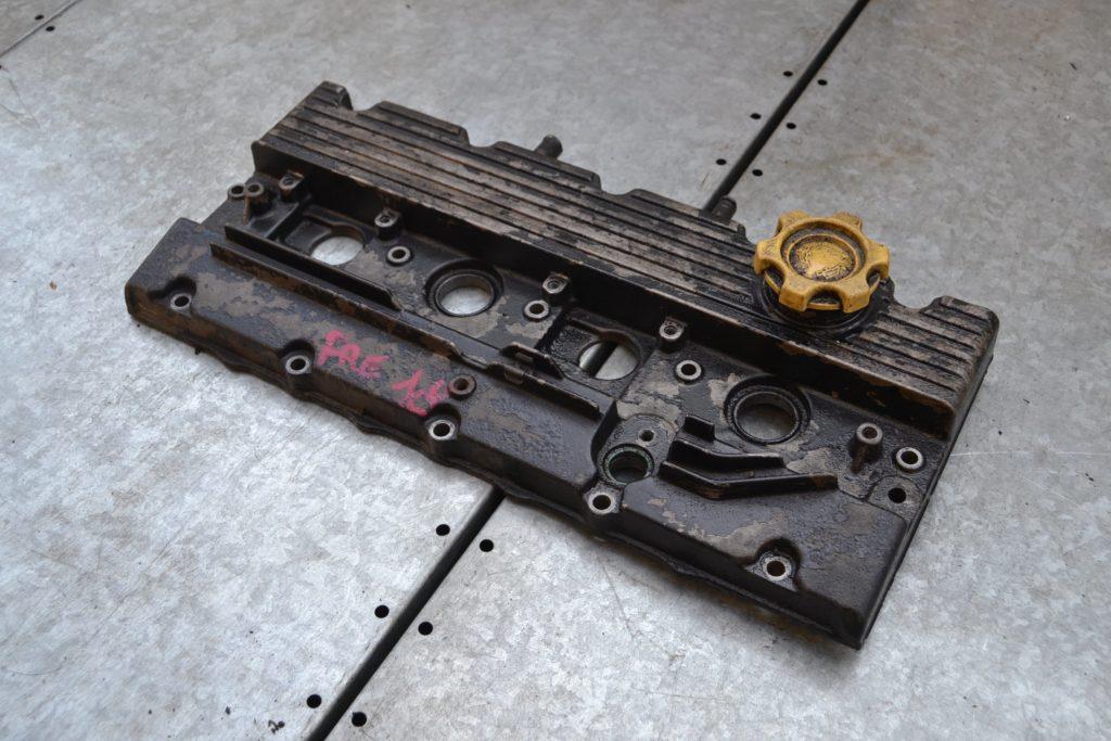 замена клапанной крышки land rover