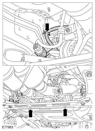 замена подрамника land rover