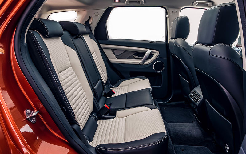 land rover discovery sport 2019
