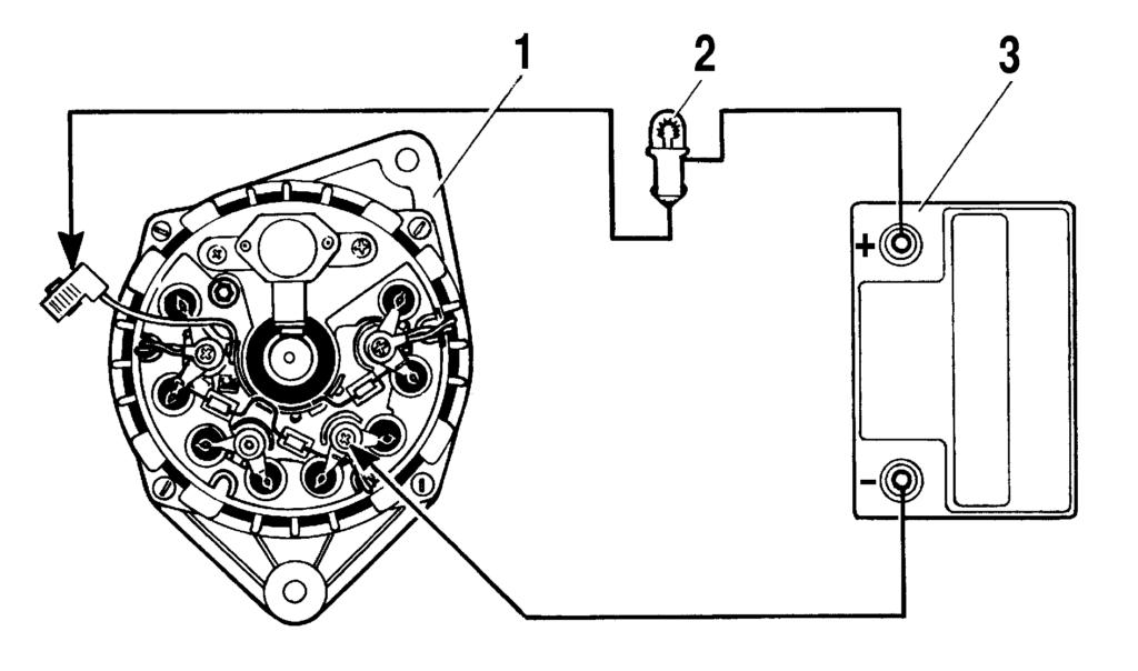проверка генератора land rover